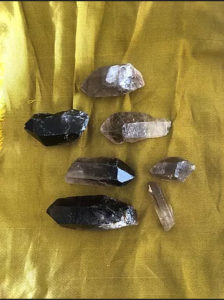 Dragonstones: Smokey Quartz